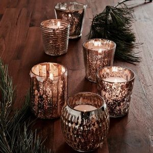 Capri Blue Spiced Cider Votive Set